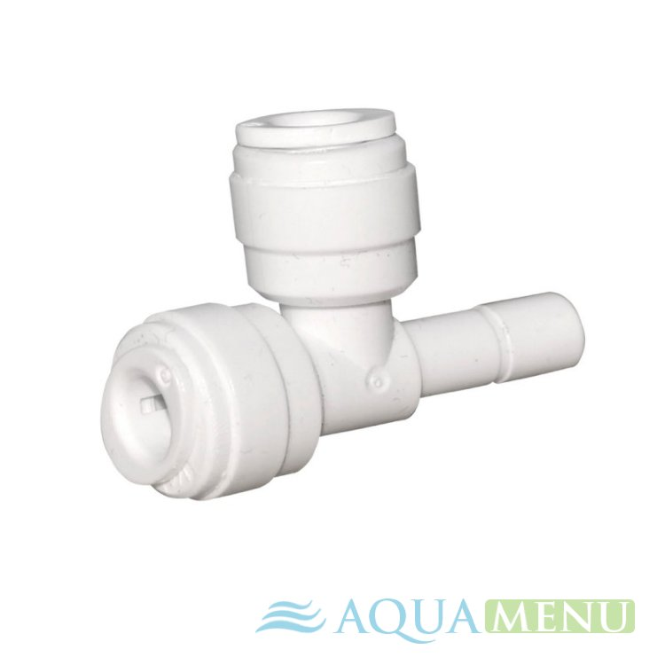 Фитинг тройник Aquafilter A4SRT4-W